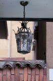 Beautiful street lamp Stock Image