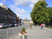 Beautiful streets of Kilkenny Royalty Free Stock Images