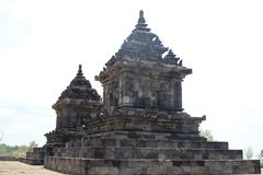 Beautiful Strong Temple royalty free stock photos