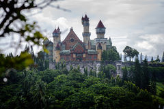 Beautiful structure of Fantasy World, Tagaytay, Philippines Stock Photos