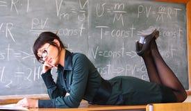 Beautiful student Stock Photos