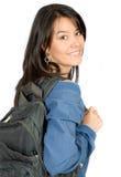 Beautiful student Stock Photo