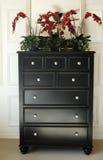 Beautiful stylish fine bedroom dresser Stock Photos