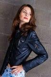 Beautiful stylish woman Royalty Free Stock Photography