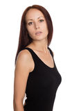 Beautiful stylish young woman Royalty Free Stock Images