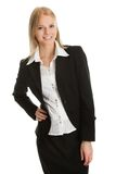 Beautiful sucessful businesswoman Stock Photo