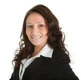 Beautiful sucessful businesswoman Stock Photos