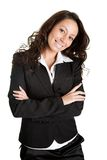 Beautiful sucessful businesswoman Royalty Free Stock Photo