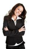 Beautiful sucessful businesswoman Royalty Free Stock Photo