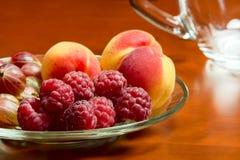 Beautiful summer berries Stock Photography