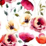 Beautiful summer flowers Royalty Free Stock Image