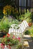 Beautiful summer garden Royalty Free Stock Photos