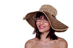 Beautiful summer girl. Stock Photos