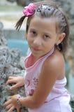 Beautiful summer girl Stock Photo