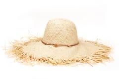Beautiful Summer Hat Stock Photos