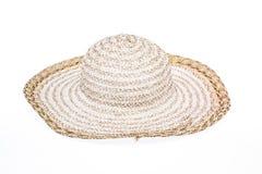 Beautiful summer hat Stock Image