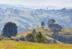 Beautiful summer landscape Royalty Free Stock Photos
