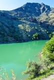 Beautiful  summer mountain lake Royalty Free Stock Images