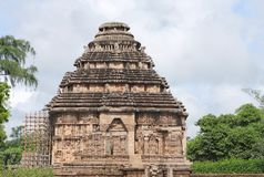 Beautiful sun temple of konarak, Orissa, India Royalty Free Stock Photo