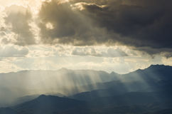 Beautiful sunlight Royalty Free Stock Images
