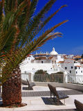 Beautiful sunny Albufeira, Portugal Stock Image