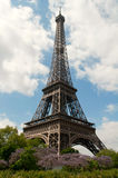 Beautiful sunny day in Paris Stock Photo
