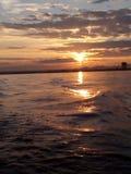 Beautiful sunrise Stock Photo