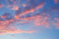 Beautiful sunrise Royalty Free Stock Image