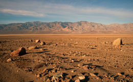 Beautiful Sunrise Death Valley National Park Royalty Free Stock Photography