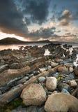 Beautiful Sunrise ocean landscape Royalty Free Stock Photo