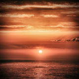 Beautiful sunrise Royalty Free Stock Photography