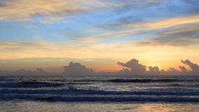Beautiful sunrise sky in the morning with colorful cloud Royalty Free Stock Photos