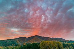 Beautiful Sunset Royalty Free Stock Photos