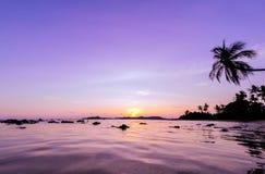 Beautiful Sunset Stock Images