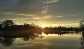 Beautiful Sunset... royalty free stock images