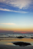 Beautiful Sunset in Phuket, Thailand Stock Photo