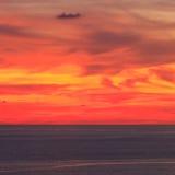 Beautiful Sunset in Phuket, Thailand Royalty Free Stock Images