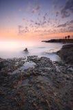 Beautiful sunset secenery Royalty Free Stock Photo