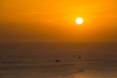 Beautiful sunset sky Royalty Free Stock Photo