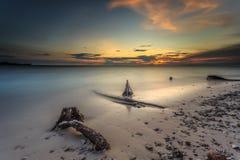 Beautiful sunset and sunrise Royalty Free Stock Photo