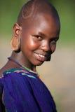 Beautiful Suri woman Stock Photos