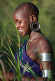 Beautiful Suri woman Stock Photos