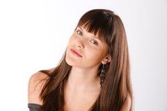 Beautiful sweet girl Stock Images