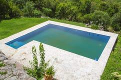 Beautiful swimming pool Royalty Free Stock Images
