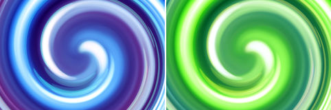 Beautiful swirl background Royalty Free Stock Image