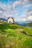 Beautiful Swiss Alps landscape Royalty Free Stock Photos