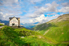Beautiful Swiss Alps landscape Royalty Free Stock Photo