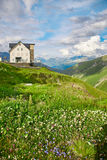 Beautiful Swiss Alps landscape Stock Image