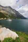 Beautiful  Swiss lake. Stock Images