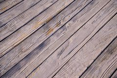 A beautiful table of boards. royalty free stock photography